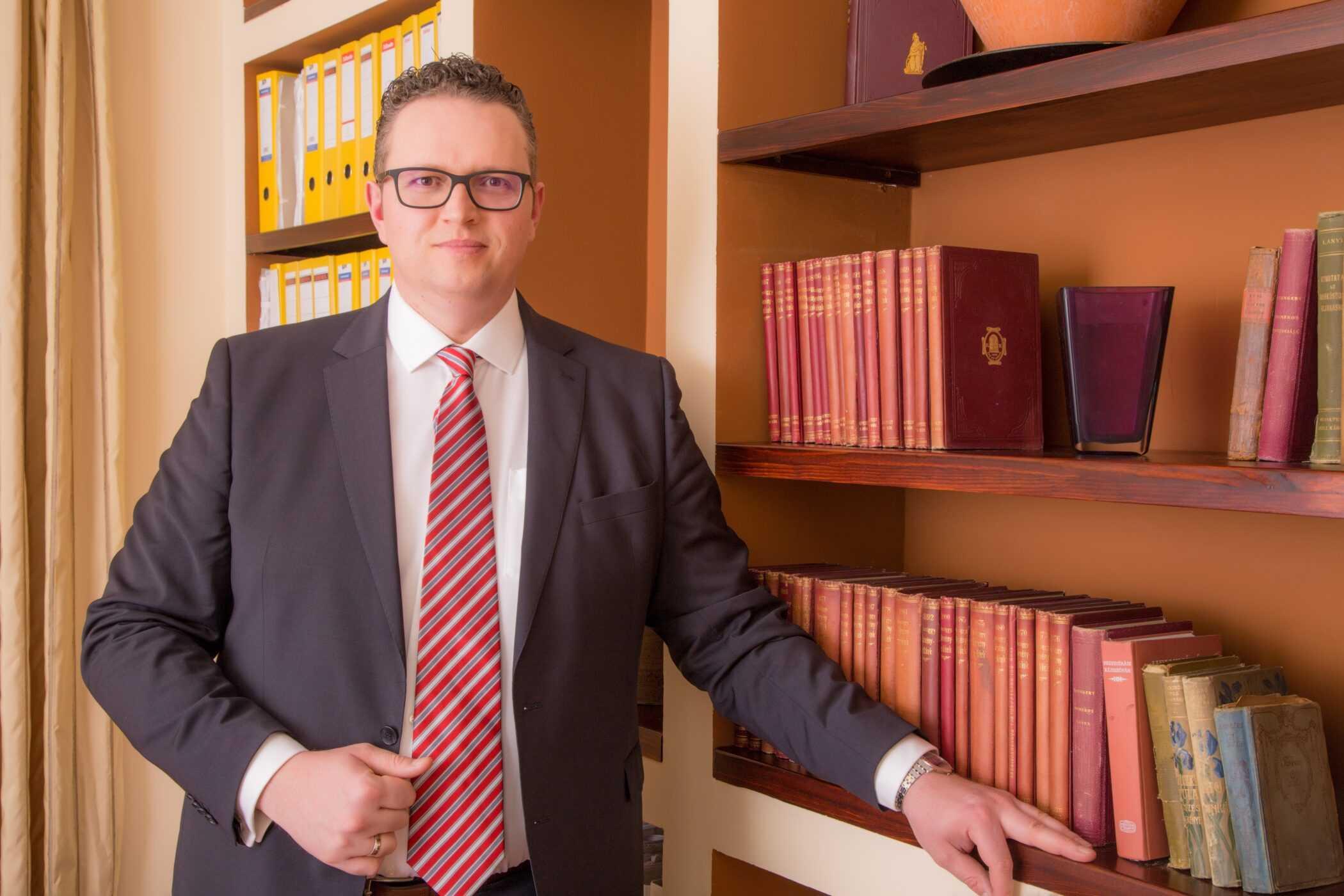 dr. Tyukodi Attila – ügyvéd, együttműködő partner